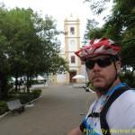 Praça da Igreja Matriz em Cariacica