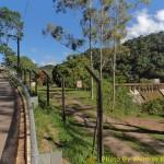 Barragem da Usina de Rio Bonito.