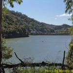 Barragem e lagoa da Usina de Rio Bonito.