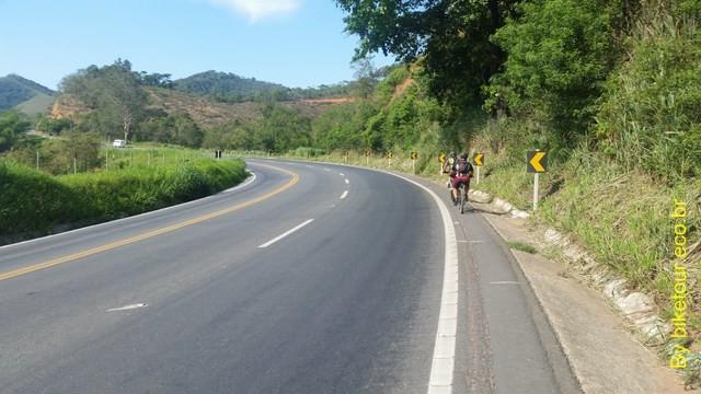 Giro pela BR262 até Domingos Martins